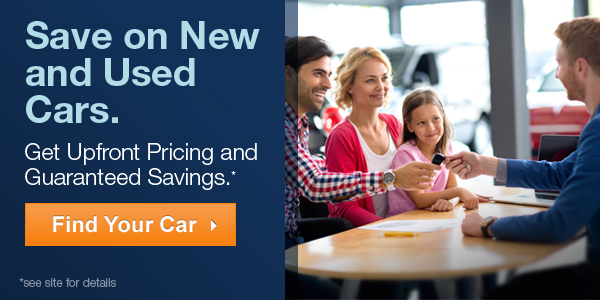 Save on New and Used Cars